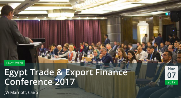 Egypt Trade & Export Finance Conference