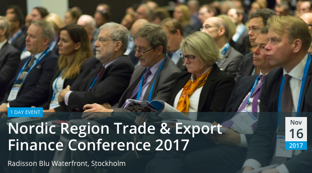 Nordic Region Trade & Export Finance Conference