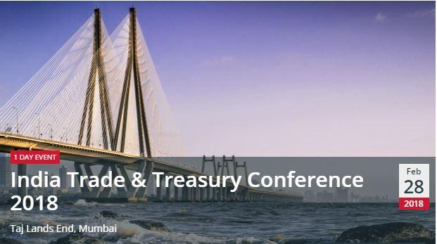 India Trade & Treasury Conference 2018