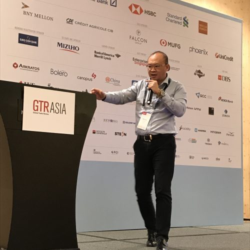 Gideon Ong from RM-Tech Co