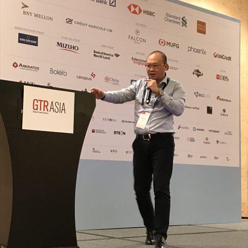 Gideon Ong from RM-Tech Co