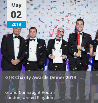 GTR Charity Awards Dinner 2019