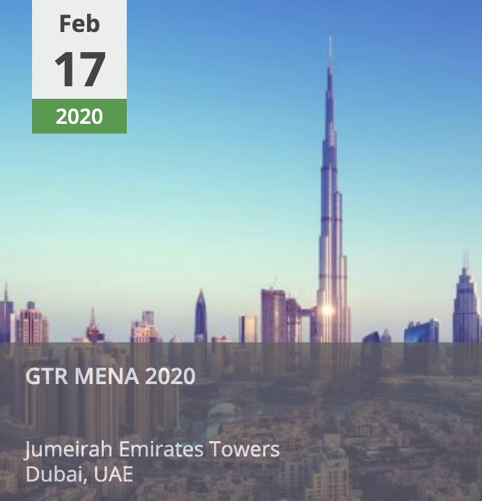 GTR Mena 2020